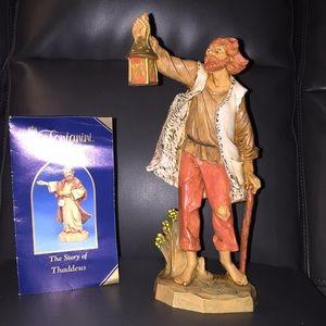 Thaddeus the Inkeeper by Fontanini